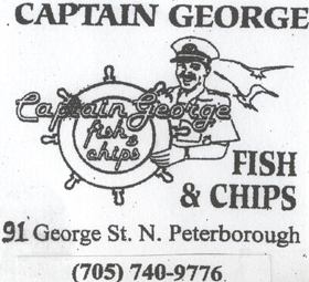 Captain George's