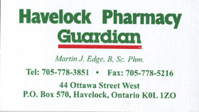 Havelock Pharmacy