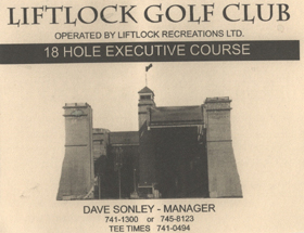 Liftlock Golf Club