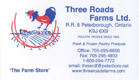 Three Roads Farm